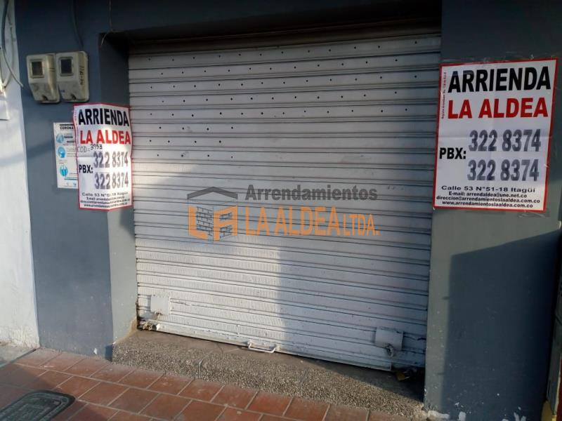 Local disponible para Arriendo en Itagui con un valor de $1,150,000 código 3681
