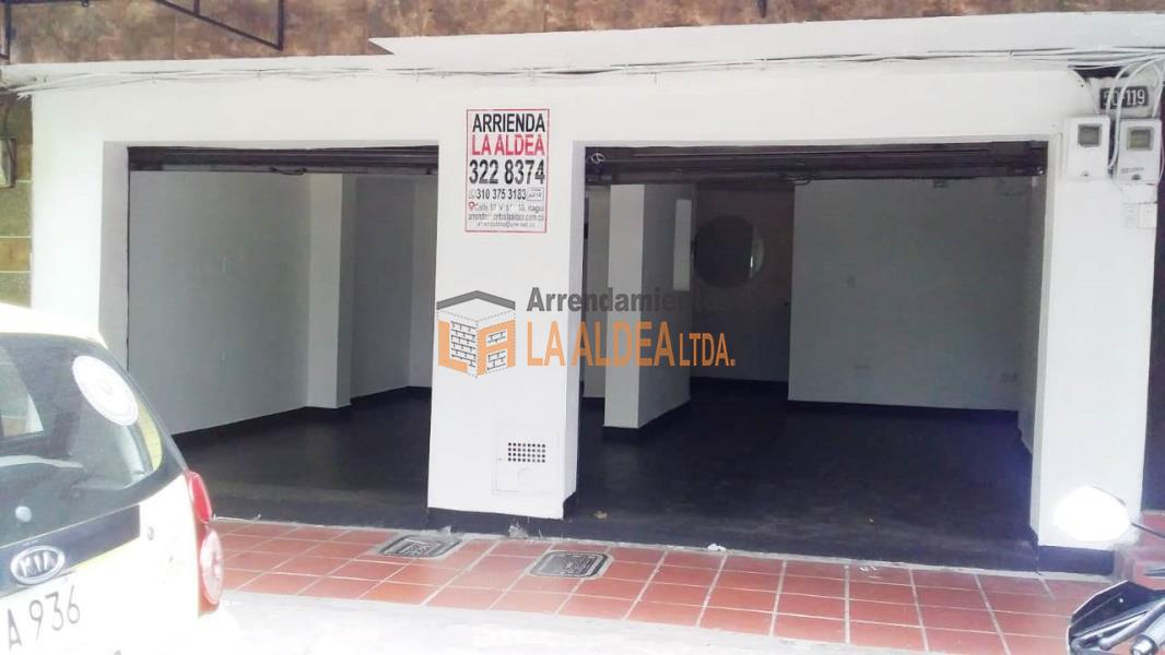 Local disponible para Arriendo en Itagui con un valor de $1,500,000 código 4212