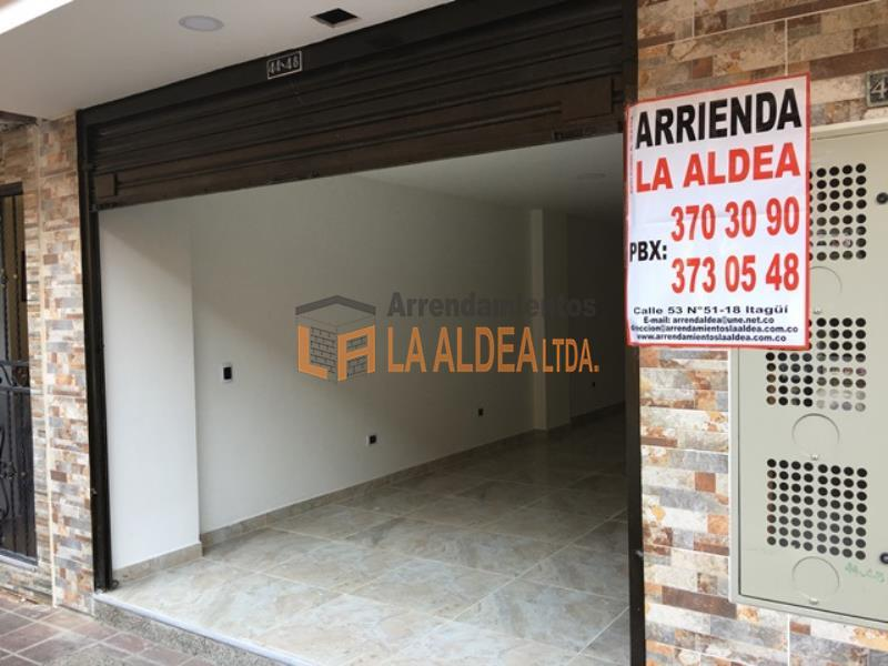 Local disponible para Arriendo en Itagui Araucaria Foto numero 1