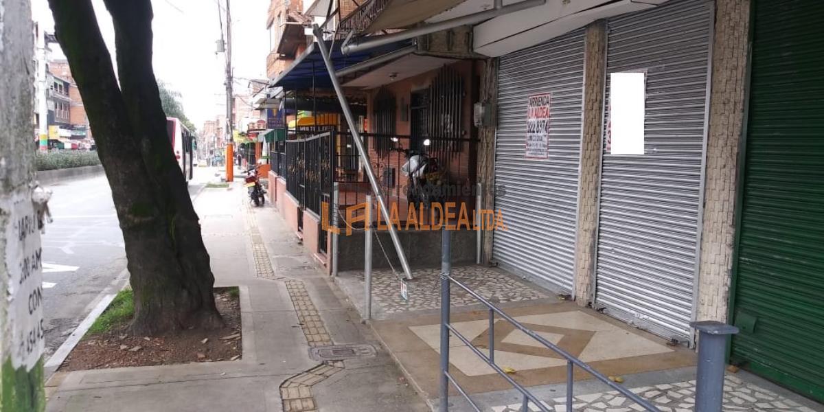 Local disponible para Arriendo en Itagui con un valor de $1,500,000 código 8997